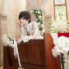 【期間限定】教会ブースがジューンブライド仕様に変身中!!その2